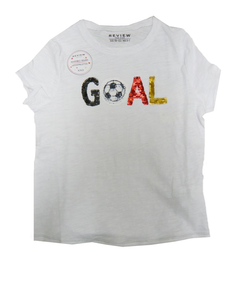 Review Mädchen T-Shirt Review Mädchen T-Shirt Weihnachten