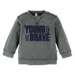 Sweatshirt young and brave Babyface Kindermode