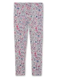 Leggings Blumenmuster Eat Ants - Sanetta