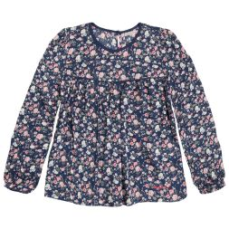 Tunika Taylor Blumenmuster Pepe Jeans Kindermode