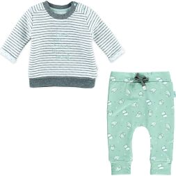 Set Sweat und Hose Tiermotive Feetje Babymode