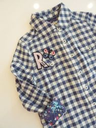 Karobluse mit Patches Review Kindermode