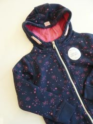 Sweatjacke Sterne Review Kindermode