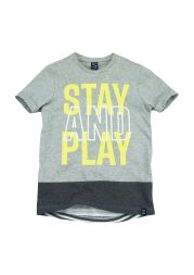 T-Shirt Timo STAY AND PLAY SevenOneSeven 717