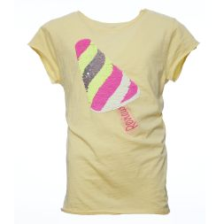 T-Shirt Eis Wendepaillette Review Kindermode