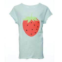 T-Shirt Erdbeere Wendepaillette Review Kindermode