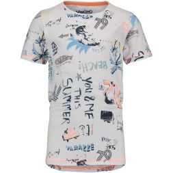 T-Shirt Habbas allover Print Vingino Kindermode