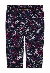 Leggings Blumenmuster Colourful Winter Steiff