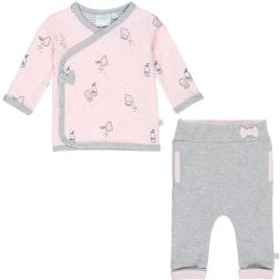 Set Wickelshirt und Hose Milk & Cookies Feetje