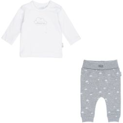 Set Shirt und Hose Clouds Feetje Babymode