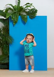 T-Shirt Mr. Blue Junge Feetje Kindermode