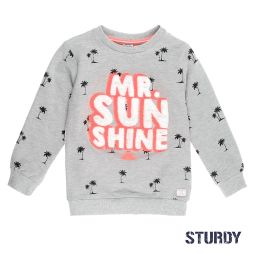 Sweatshirt Mr. Sunshine Junge Sturdy Kindermode