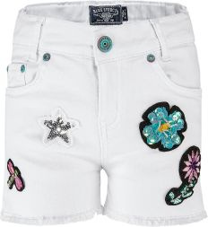 Short Patches regularfit Mädchen Blue Effect