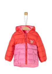 Steppjacke Colourblocking Mädchen s.Oliver