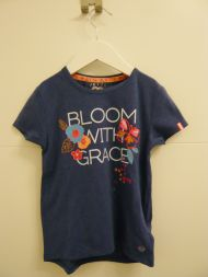 T-Shirt BLOOM WITH GRACE Mädchen Jette Kindermode