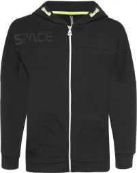 Sweatjacke SPACE mit Kapuze Jungen Blue Effect